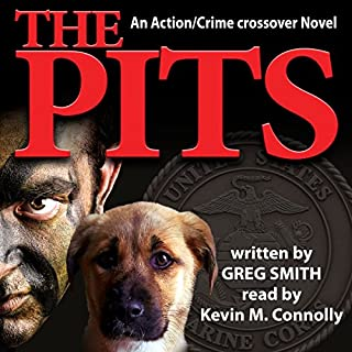 The Pits audiobook cover art