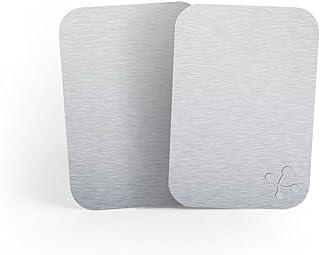 Koomus Metal Plates for Pro-M Smartphone Magnetic Car Mount Series