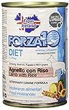 f10 cane pate' diet agnello/riso gr. 400