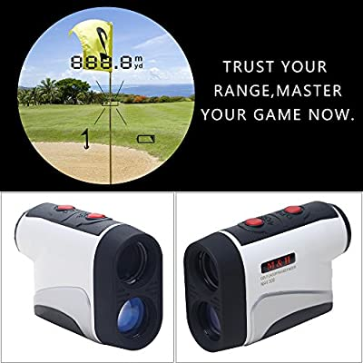 Digital Laser Rangefinder Scope?High accuracy, Short Measuring Time, Automatic power-off Perfect for Golf ,Hunting and Racing - M&H from Shenzhen Minghua Sewing Product Co., Ltd