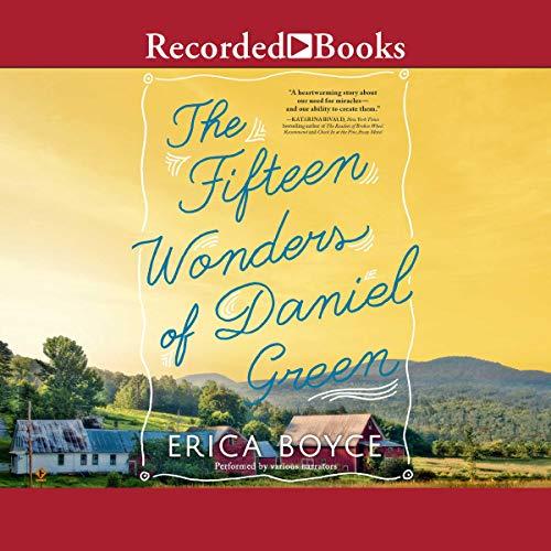 The Fifteen Wonders of Daniel Green cover art