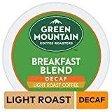 Best Decaf K Cups - Green Mountain Coffee Breakfast Blend Decaf Keurig Single-Serve Review