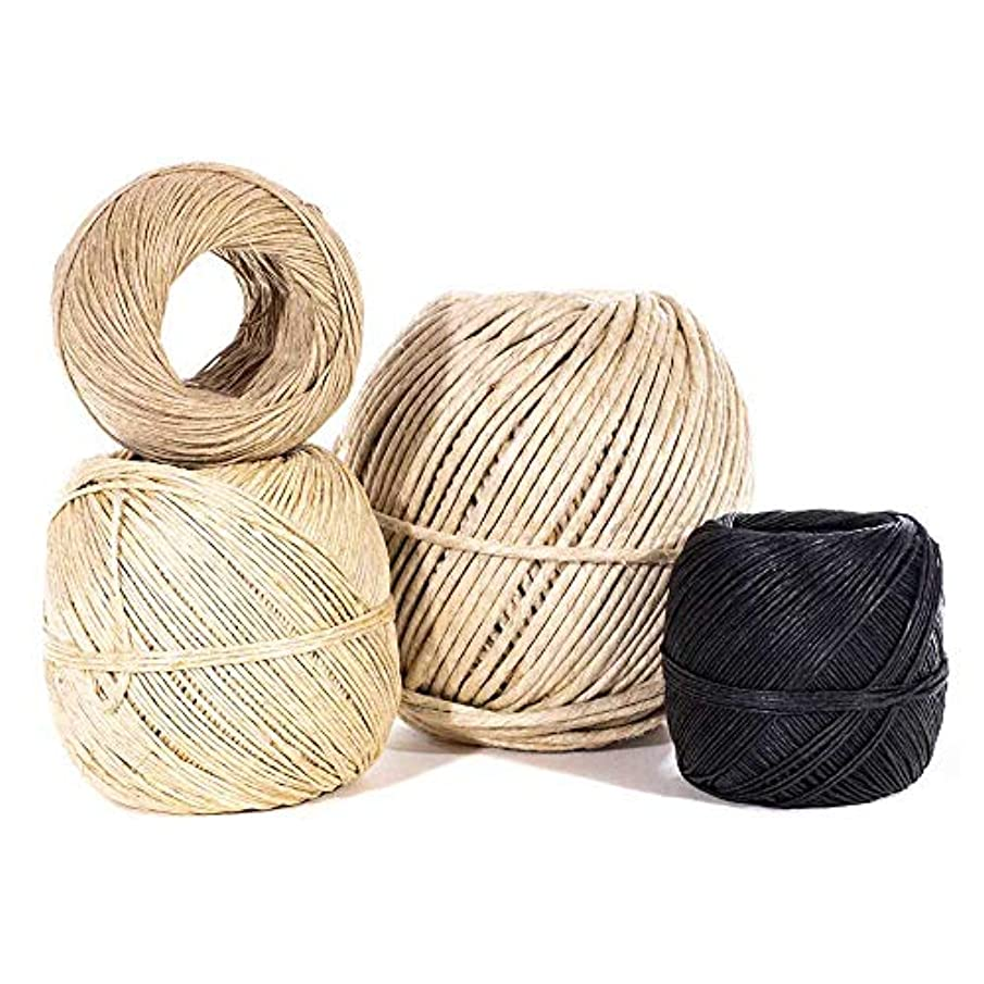 Craft County All-Natural Hemp Cord – Available in Several Different Variations