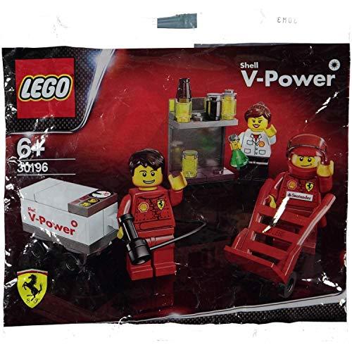 Lego Ferrari Shell Promo 30196 Ferrari Pit Crew
