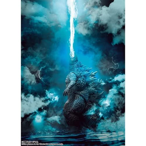 Sloveth 18cm SHM S.H. Monster Arts Godzilla 2021 Movie Version Monster King Character Model Model Collection Toy Children Gift Birthday Gift