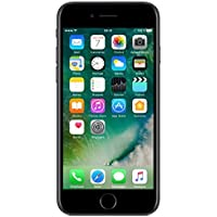 Apple iPhone 7 128GB - Negro Matte - Desbloqueado (Reacondicionado)