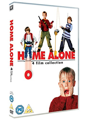 Home Alone - 4-Film Collection [...