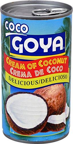 Goya Foods Cream of Coconut, 15 Ounce