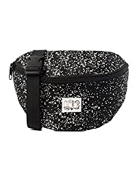 iHeartRaves Fanny Pack, Small Waist Pack for Raves, Festivals, Clubwear
