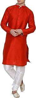 Royal Kurta ETHNIC_WEAR メンズ US サイズ: Free カラー: ブラック