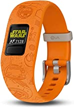 $48 » Garmin Vivofit Jr 2 Kids Star Wars Light Side vs Dark Side Silicone Band Fitness/Activity Tracker Smart Watch (Renewed)