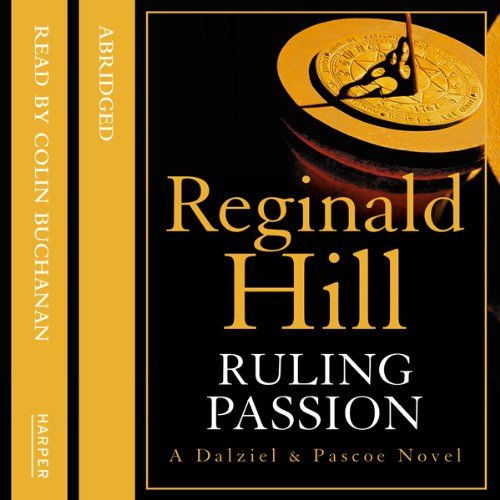 Ruling Passion audiobook cover art