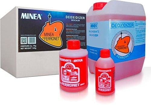 Minea Desoxidante AntiCal Ferronet 1 Kg