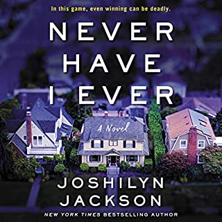 Never Have I Ever audiobook cover art