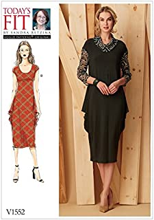 5e380ac663541 Amazon.fr : patron robe drapée
