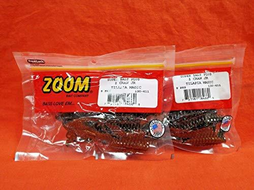 Zoom Z-Craw Jr - Tilapia Magic