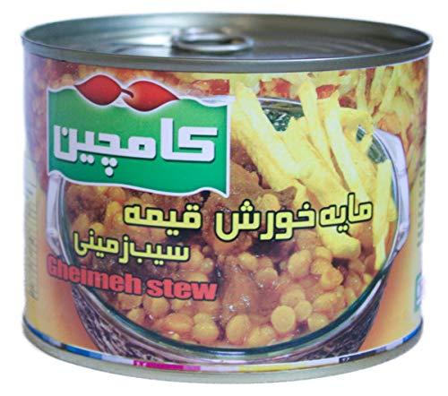 Kartoffel Eintopf - Khoreshte Gheymeh Sibzamin 480g