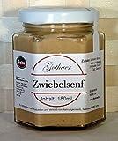 Original Gothaer Senf - Gothaer Zwiebelsenf, 180 ml