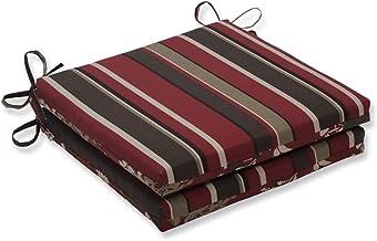 ComfortCorrect 50,8 cm x 50,8 cm x 7,6 cm Almofada de assento para ambientes externos e internos Monserrat & Montifleuri S...