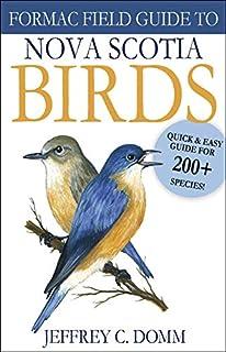 Formac Field Guide to Nova Scotia Birds [Idioma Inglés]