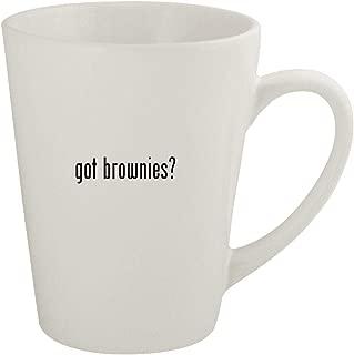 got brownies? - Ceramic 12oz Latte Coffee Mug