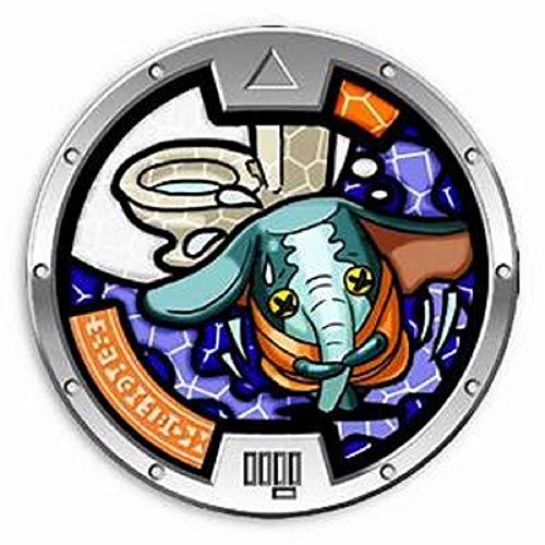 Yo-Kai Watch Series 2 Fidgephant Medal [Loose] …