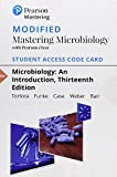 Microbiology Modified Mastering Microbiology With Pearson eText Access Code: An Introduction