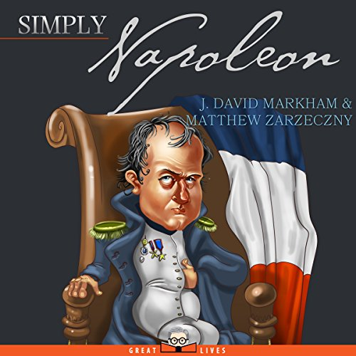 Simply Napoleon audiobook cover art
