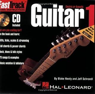 FastTrack Mini Guitar Method - Book 1 (Fast Track (Hal Leonard))