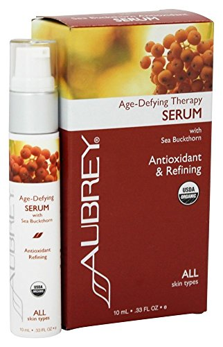 Aubrey Organics: Age-Defying Therapy Serum (10 ml)