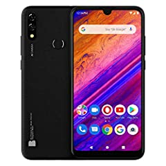 "6.3"" HD+ Infinity Display with Curved Glass Design A.I Powered Dual Main 13MP+Depth Sensor with LED flash and 13MP Selfie 64GB Internal Memory, 3GB RAM. Micro SD up to 64GB; Octa-Core 1.6GHz Processor with ARM Cortex-A55 Chipset Super 4,000mAh Batter..."