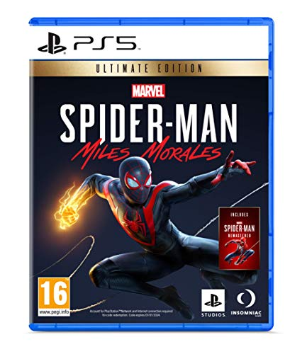 Marvel's Spider-Man: Miles Morales Ultimate Edition –PlayStation 5