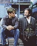 Good Will Hunting - Matt Damon & Robin Williams Autogramme