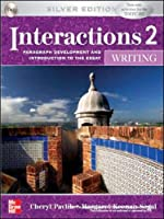 Interactions Mosaic Writing Student Bookinteractions 2 (College Ie (Reprints))