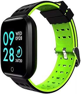 XNNDD 2019 Smart Watch Hombres y Mujeres Fitness Tracker Frecuencia cardíaca Sphygmomanometer Reloj Deportivo Ip67 A Prueba de Agua y Polvo
