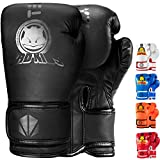 TEKXYZ Guantes De Boxeo Para Niños Serie Bad Kids 4 6 OZ | TEKXYZ Bad Kids Series Boxing Gloves 4 6 OZ