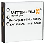 Mitsuru® 900mAh replacement battery for Samsung Digimax