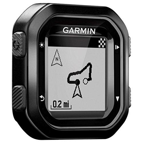 Garmin–Ordenador para bicicleta, color negro
