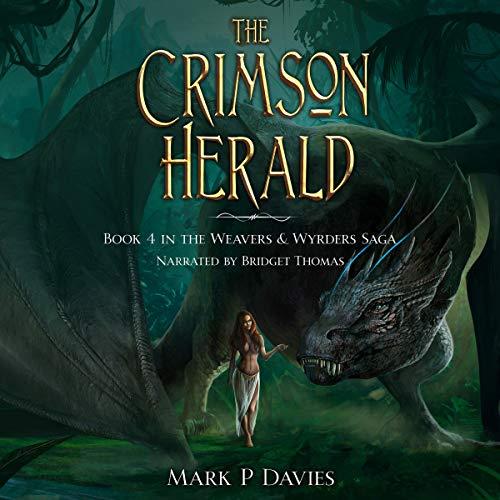 The Crimson Herald Audiobook By Mark P. Davies cover art