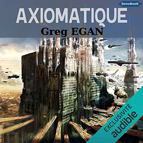 Axiomatique cover art