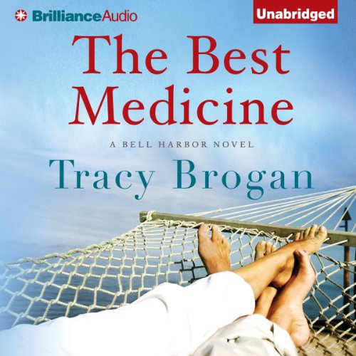 The Best Medicine audiobook cover art