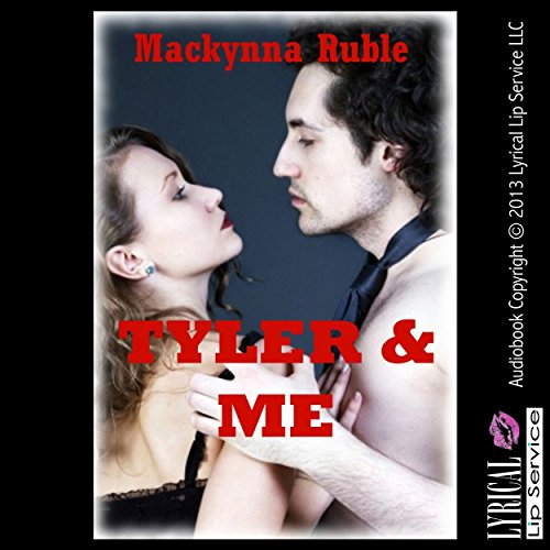 Tyler and Me audiobook cover art