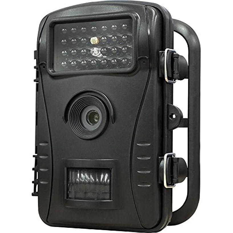 スーツ堀ゆでるGOODEYESオリジナル 車上荒らし 防犯カメラ SDカード録画 録音 人体感知 人感センサー 屋外 駐車場 車庫 監視カメラ 小型 200万画素 監視カメラ 電池式 バッテリー 防水 動体検知 暗視 録画機