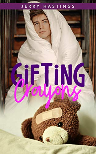 Gifting Crayons: An ABDL MM Romance (Regressed Book 1)