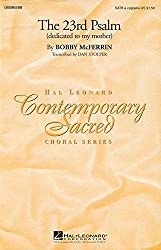 The 23rd Psalm (dedicated to my mother) - SATB - CHORAL SCORE