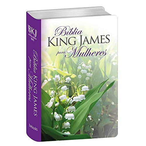 Bíblia King James Para Mulheres - Lírio