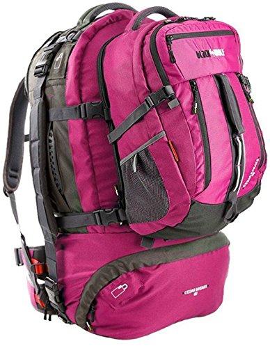 Black Wolf Cedar Breaks 65L Backpack