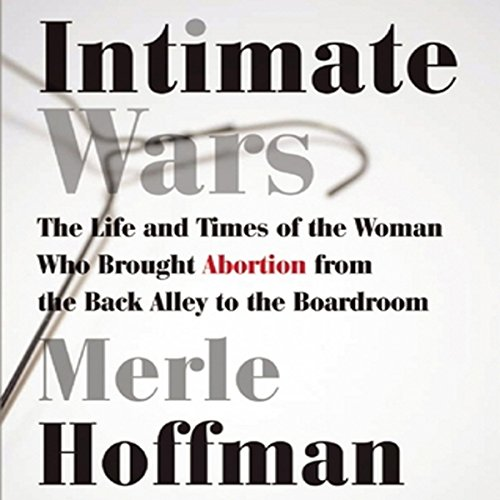 Intimate Wars audiobook cover art