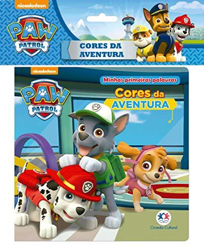Patrulha Canina - Cores da aventura