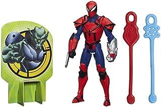 Marvel Ultimate Spider-Man Web Warriors Web Slingers Spyder Knight Figure